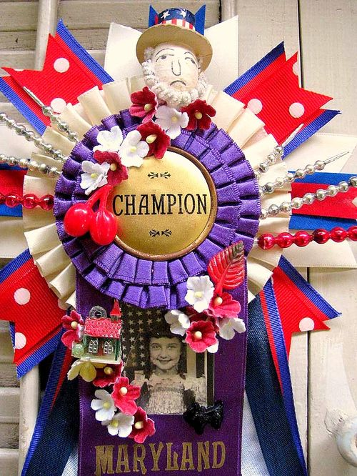 Champion ribbon 2