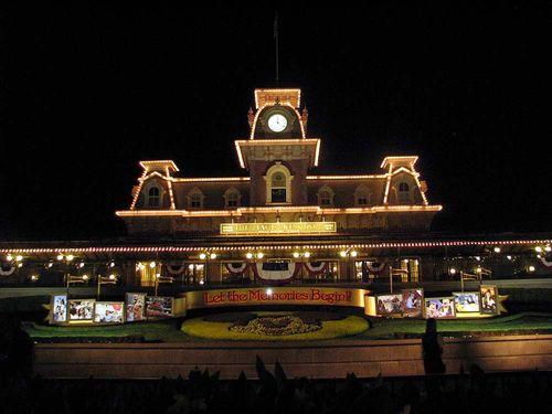 7-1 Train Station night 1