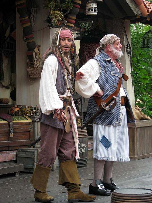 6-29 Capt Jack Sparrow