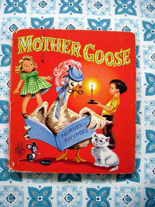 Mother Goose red 1