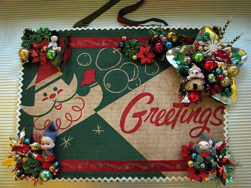 Santa sign 1