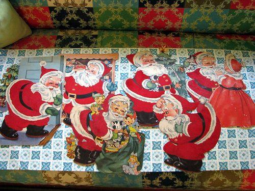 Santas paper