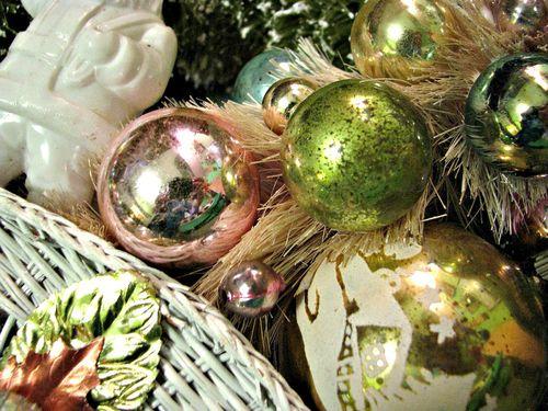 Wreath poke