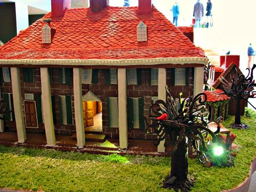 Mt Vernon gingerbread 2