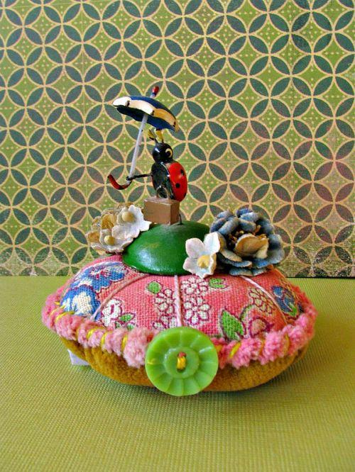 Ladybug emery 1