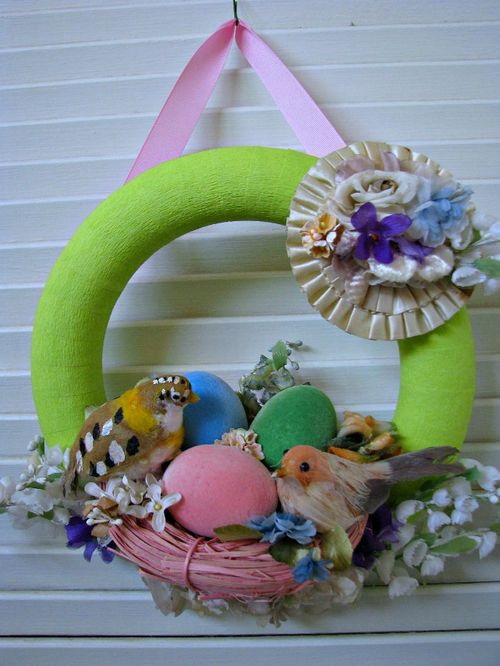 Wreath nest 1