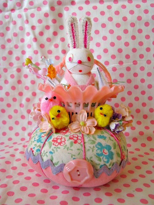 Bunny Basket PC 1