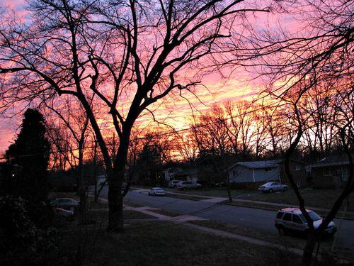 Sunrise 1-6-12