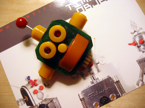Robot_pin